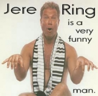 A Very Funny Man | Jere Ring